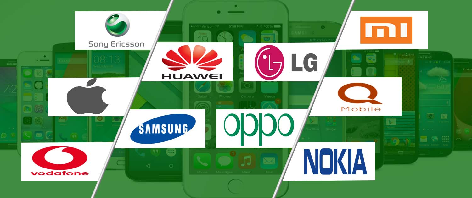 Wide Range of Mobile phone from Old to New